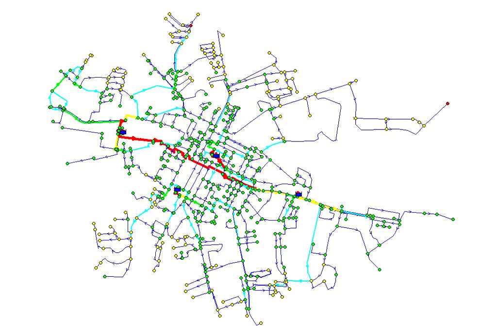 Iniciación a EPANET: Diseño, Análisis y Simulación de Redes de Abastecimiento